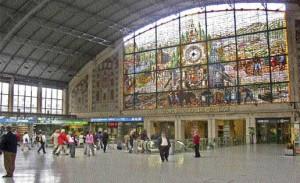 Estación Indalencio Prieto