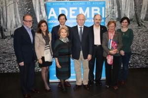 Miembros de la Junta Directiva de ADEMBI