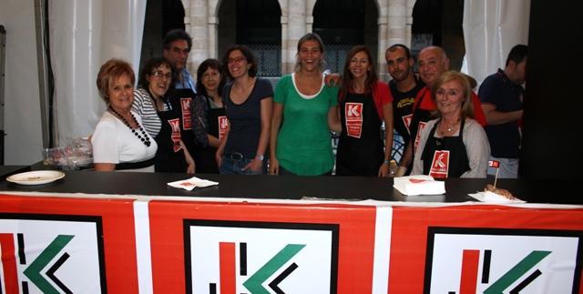 Feria Kalitatea a beneficio de Esclerosis Múltiple