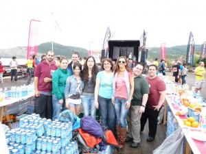 Voluntarios de la Fundación EM