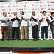 Javier Inclán, Javier Ormazabal, Eduardo Maiz, Víctor Pérez de Guezuraga, José Luis Arredondo, Juan Antonio Lezcano y María Gaztelu.