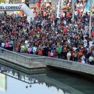 En la marcha participaron 6.000 personas inscritas y alrededor de 2.000 más que no quisieron perderse este día.