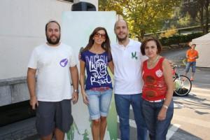 Jornada Solidaria en Vidrala a beneficio de Esclerosis Múltiple